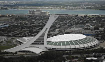 stade olympique de Montréal Stade-olympique